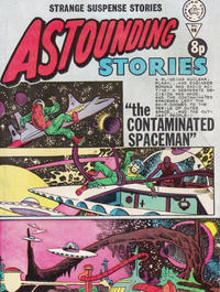 Cover Thumbnail for Astounding Stories (Alan Class, 1966 series) #98