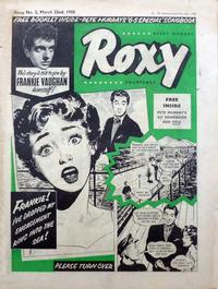 Cover Thumbnail for Roxy (Amalgamated Press, 1958 series) #2