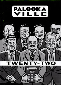 Cover Thumbnail for Palooka-Ville (Drawn & Quarterly, 1991 series) #22