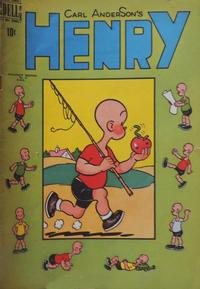 Cover Thumbnail for Henry (Wilson Publishing, 1950 series) #13