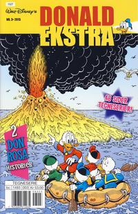 Cover Thumbnail for Donald ekstra (Hjemmet / Egmont, 2011 series) #3/2015