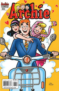 Cover Thumbnail for Archie (Archie, 1959 series) #663