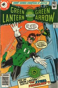 Cover Thumbnail for Green Lantern (DC, 1960 series) #121 [Whitman]