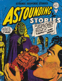 Cover Thumbnail for Astounding Stories (Alan Class, 1966 series) #84