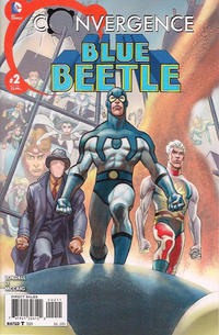Cover Thumbnail for Convergence Blue Beetle (DC, 2015 series) #2