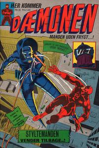 Cover Thumbnail for Dæmonen (Interpresse, 1967 series) #26