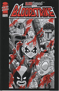 Cover Thumbnail for Bloodstrike (Image, 2012 series) #32 [Chris Giarrusso]