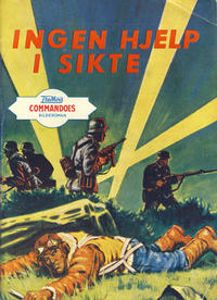 Cover Thumbnail for Commandoes (Fredhøis forlag, 1973 series) #81