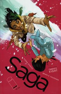 Cover Thumbnail for Saga (Image, 2012 series) #28