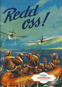 Cover Thumbnail for Commandoes (Fredhøis forlag, 1973 series) #68