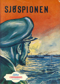 Cover Thumbnail for Commandoes (Fredhøis forlag, 1973 series) #77