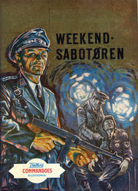 Cover Thumbnail for Commandoes (Fredhøis forlag, 1973 series) #67