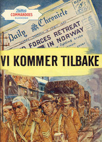 Cover Thumbnail for Commandoes (Fredhøis forlag, 1973 series) #69