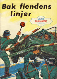 Cover Thumbnail for Commandoes (Fredhøis forlag, 1973 series) #70