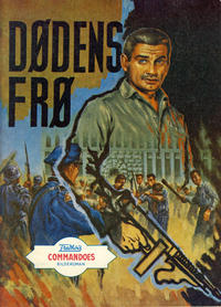 Cover Thumbnail for Commandoes (Fredhøis forlag, 1973 series) #71