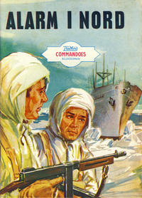 Cover Thumbnail for Commandoes (Fredhøis forlag, 1973 series) #99