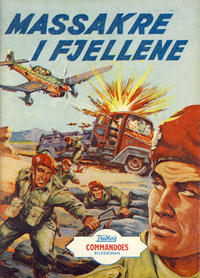 Cover Thumbnail for Commandoes (Fredhøis forlag, 1973 series) #80