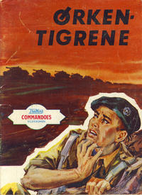 Cover Thumbnail for Commandoes (Fredhøis forlag, 1973 series) #87