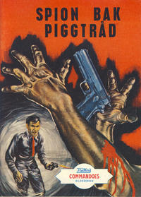 Cover Thumbnail for Commandoes (Fredhøis forlag, 1973 series) #79