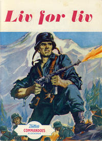 Cover Thumbnail for Commandoes (Fredhøis forlag, 1973 series) #91
