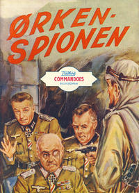 Cover Thumbnail for Commandoes (Fredhøis forlag, 1973 series) #92