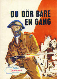 Cover Thumbnail for Commandoes (Fredhøis forlag, 1973 series) #97