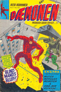 Cover Thumbnail for Dæmonen (Interpresse, 1967 series) #31