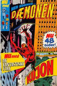Cover Thumbnail for Dæmonen (Interpresse, 1967 series) #55