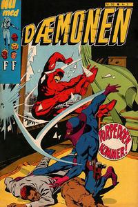 Cover Thumbnail for Dæmonen (Interpresse, 1967 series) #59