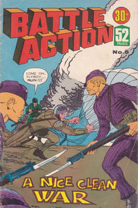 Cover Thumbnail for Battle Action (K. G. Murray, 1975 series) #5