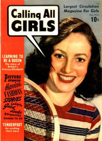 Cover Thumbnail for Calling All Girls (Parents' Magazine Press, 1941 series) #v3#5 [18]