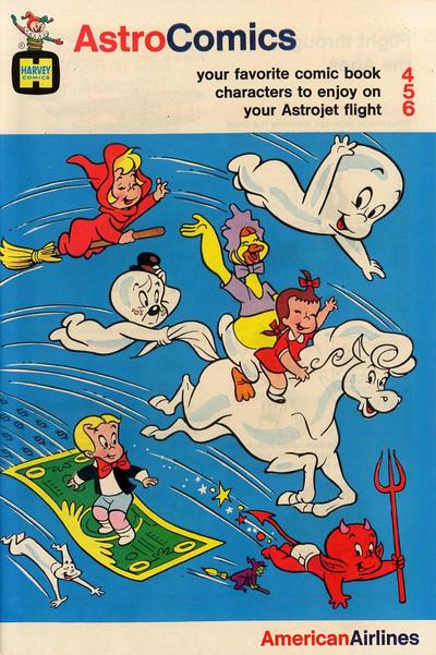 Cover for Astro Comics (Harvey, 1968 series) #[1968-4]