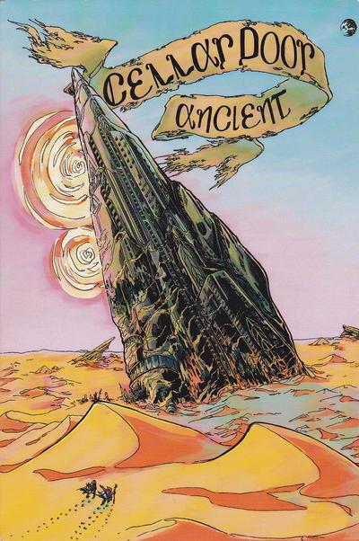 Cover for Cellar Door: Ancient (Cellar Door Publishing, 2012 series)
