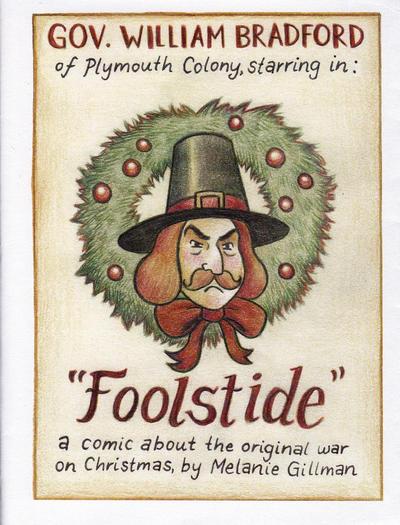Cover for Foolstide (Melanie Gillman, 2014 series)