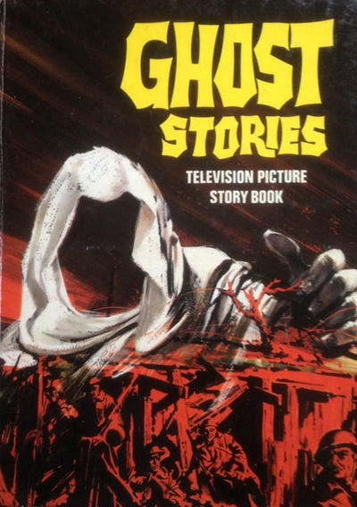 Cover for Ghost Stories Television Picture Story Book (World Distributors, 1970 ? series)