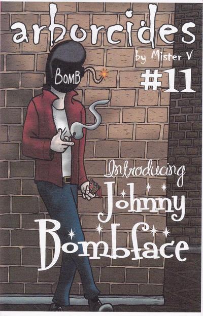 Cover for Arborcides Mini-Comic (Arborcides Press, 2008 series) #11