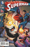 Cover for Superman (DC, 2011 series) #40 [1:50 Cover Variant]
