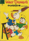 Cover for Walt Disney's Comics and Stories (Dell, 1940 series) #v18#8 (212) [15¢]