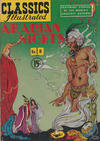 Cover for Classics Illustrated (Gilberton, 1947 series) #8 [HRN 78] - Arabian Nights [15 Cent Cover]