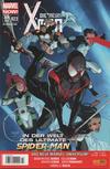 Cover for Die neuen X-Men (Panini Deutschland, 2013 series) #23