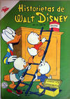 Cover for Historietas de Walt Disney (Editorial Novaro, 1949 series) #48