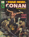 Cover for The Savage Sword of Conan the Barbarian (Yaffa / Page, 1974 series) #3