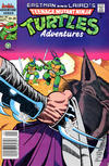 Cover Thumbnail for Teenage Mutant Ninja Turtles Adventures (1989 series) #36 [Newsstand Edition]