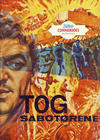 Cover for Commandoes (Fredhøis forlag, 1973 series) #110