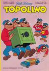 Cover for Topolino (Arnoldo Mondadori Editore, 1949 series) #634