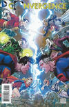 Cover for Convergence (DC, 2015 series) #7 [Tony S. Daniel Cover]