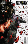 Cover for Ninjak (Valiant Entertainment, 2015 series) #3 [Cover A - Lewis LaRosa]