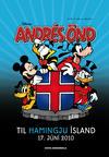 Cover for Andrés Önd (Edda, 2000 series) #24/2010