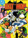 Cover for Batman Annual (Egmont UK, 1979 series) #1989