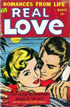 Cover for Real Love (Ace Magazines, 1949 series) #36